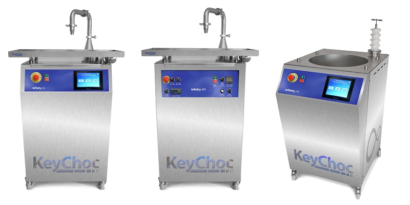Keychoc Ltd Chocolate Machinery For Small Medium Sized
