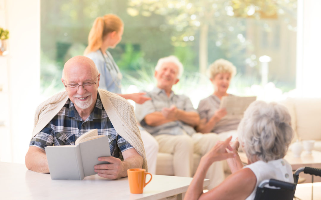 Benefits of Personal Care Homes
