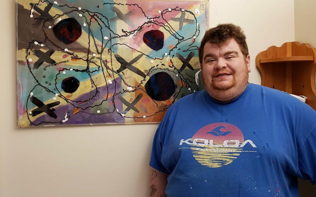 Resident Spotlight: David at Quality Life Services – Apollo