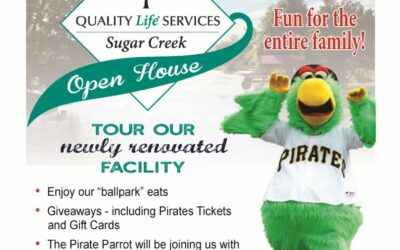 Quality Life Services – Sugar Creek's Post-Renovation Open House