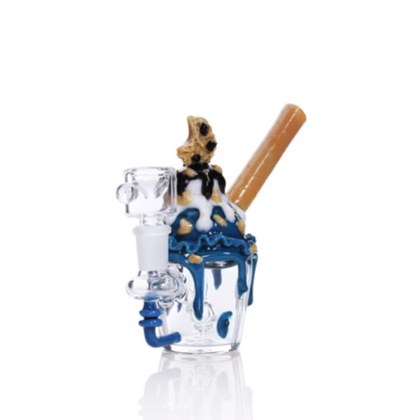 Cookie Monster Sundae Mini Rig