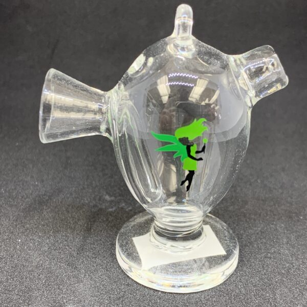 "The ""Martian"" Blunt Bubbler"