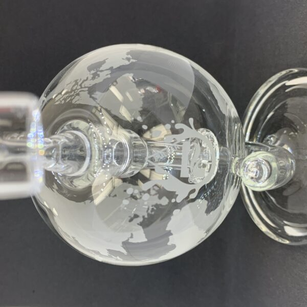 Pulsar Atlas Frosted Globe Oil Rig