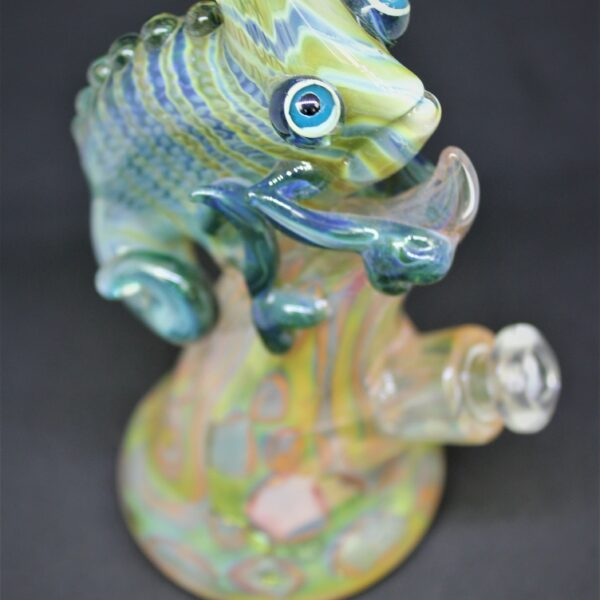 Chamaeleon Water Pipe