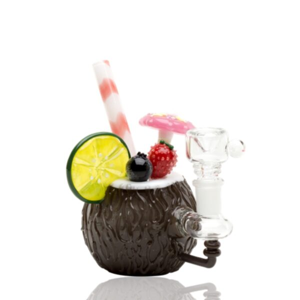 Coconut Colada Mini Rig  By Empire Glassworks