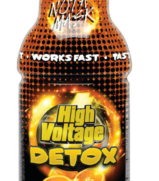High Voltage Detox Drink – /Tropical Orange 16oz