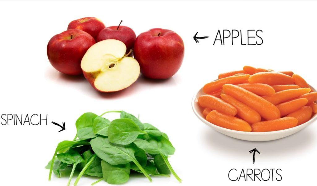 Eat vitamin rich food