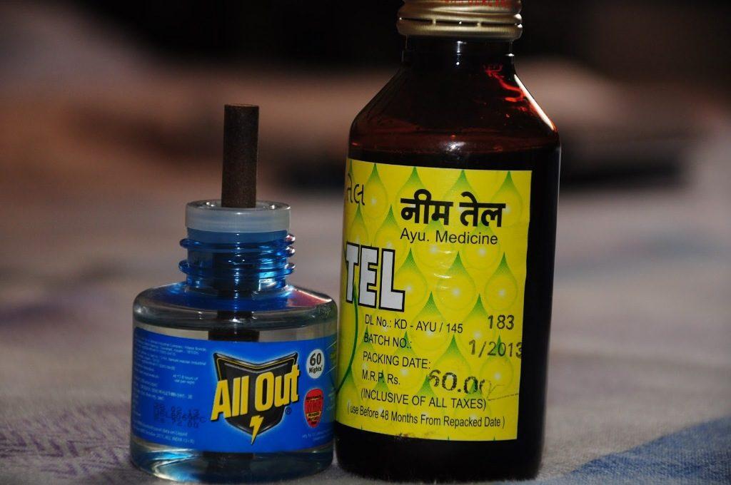 Use neem oil