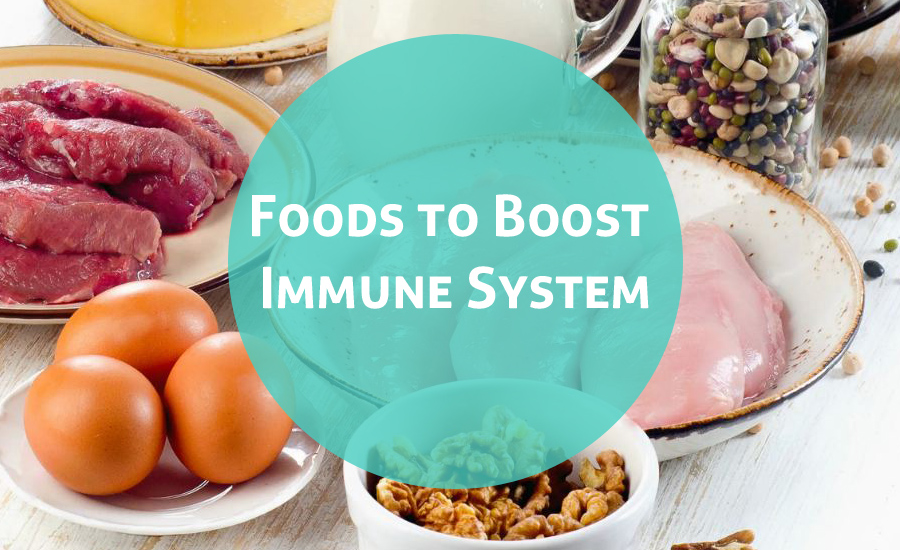 Eat These 10 Powerful Foods to Boost Immune System