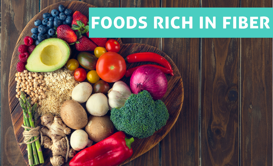 Top 10 List of High Fiber Foods for Healthy Lifestyle
