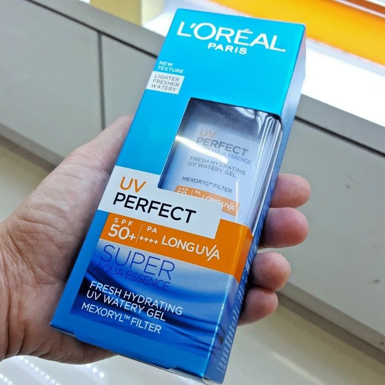 L'Oréal Paris UV perfect aqua essence