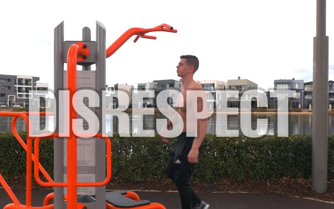 Disrecpect
