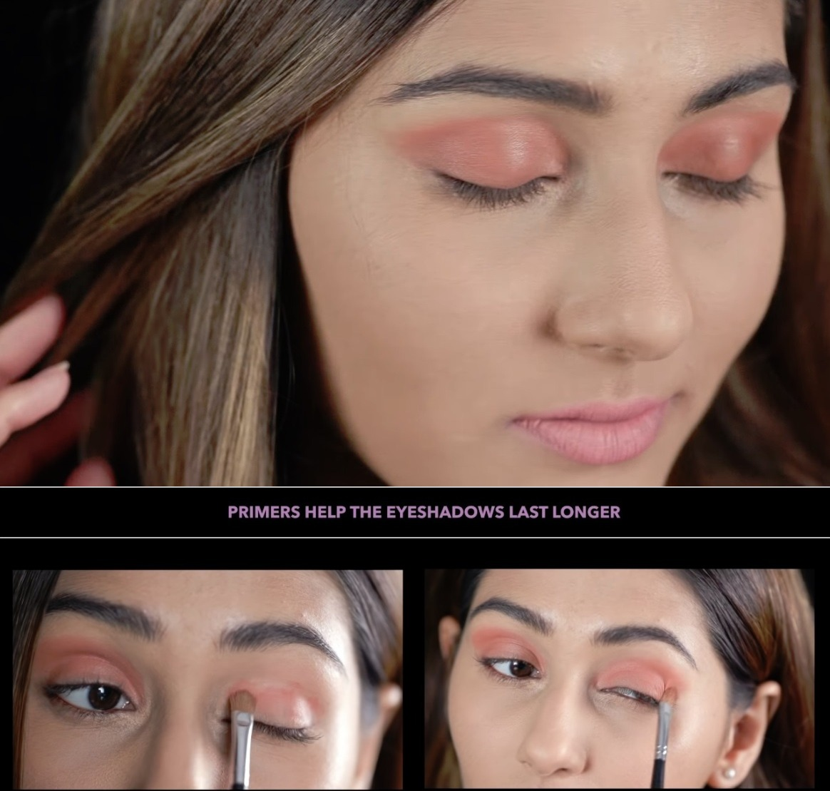 Shield and Secure Eye Makeup