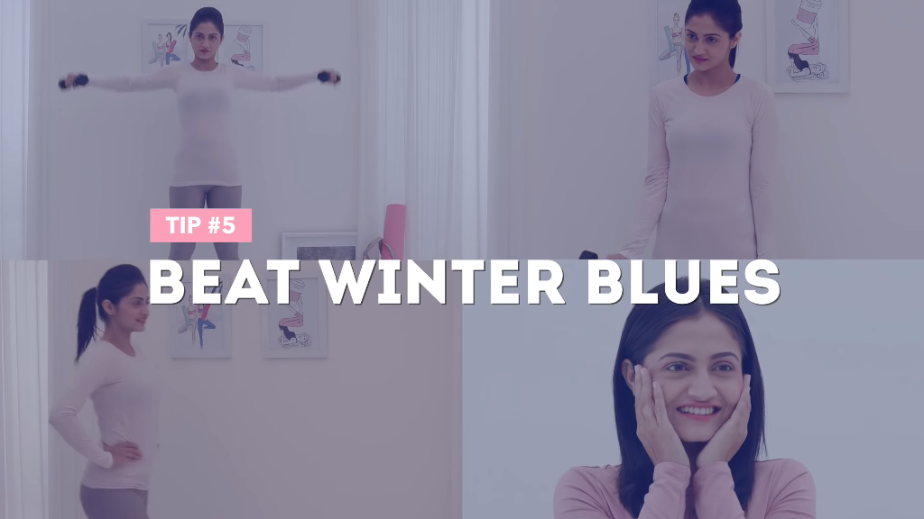 Beat winter blues