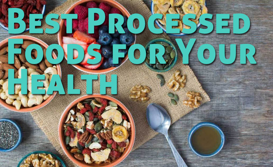 10 Best Processed Foods for Your Health Recommended by Dietitians