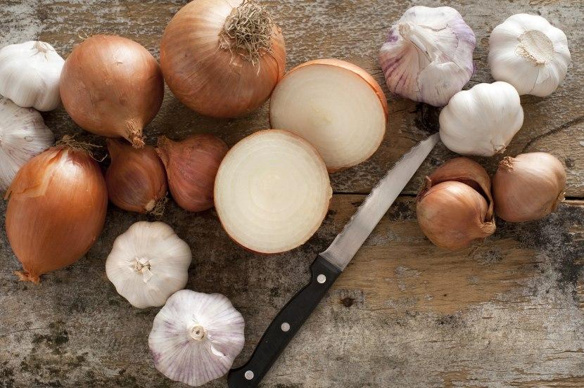 Garlic and Allium Vegetables