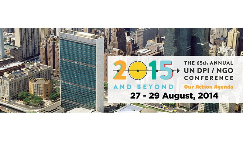 Civil society gathers at UN to help shape new vision for global development