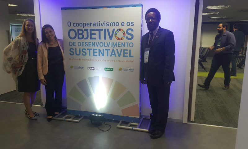 International Seminar on Co-operatives and the Sustainable Development Goals