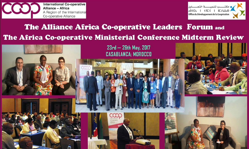 Propelling Co-operatives in Africa to End Poverty