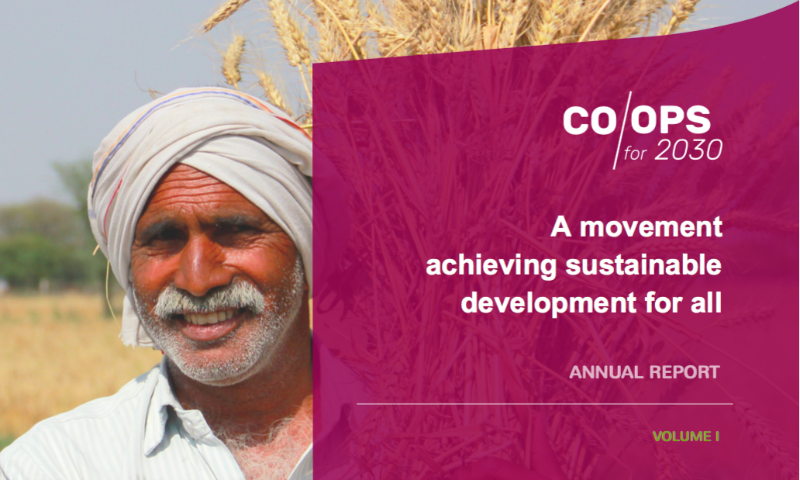 Co-ops for 2030: A movement achieving sustainable development for all