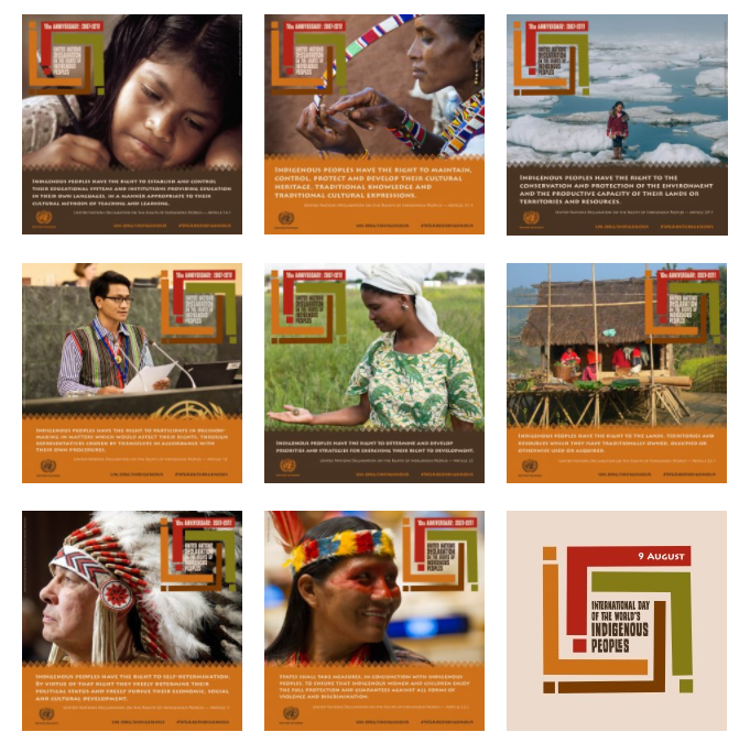 International Day of the World's Indigenous Peoples 2017