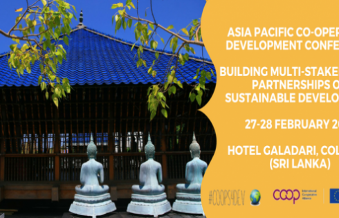 Asia-Pacific Co-operative Development Conference (APCDC): Building Multi-Stakeholder Partnerships on Sustainable Development