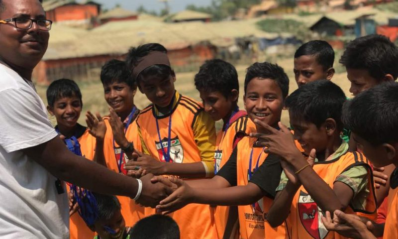 #PlayforGlobalGoals – Sports For Hope and Independence Bangladesh
