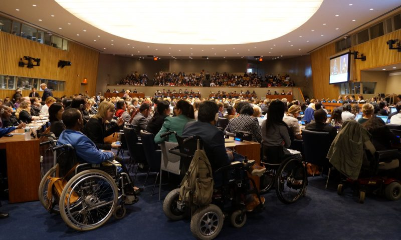 Inclusion, Full participation and Empowerment of Persons with Disabilities
