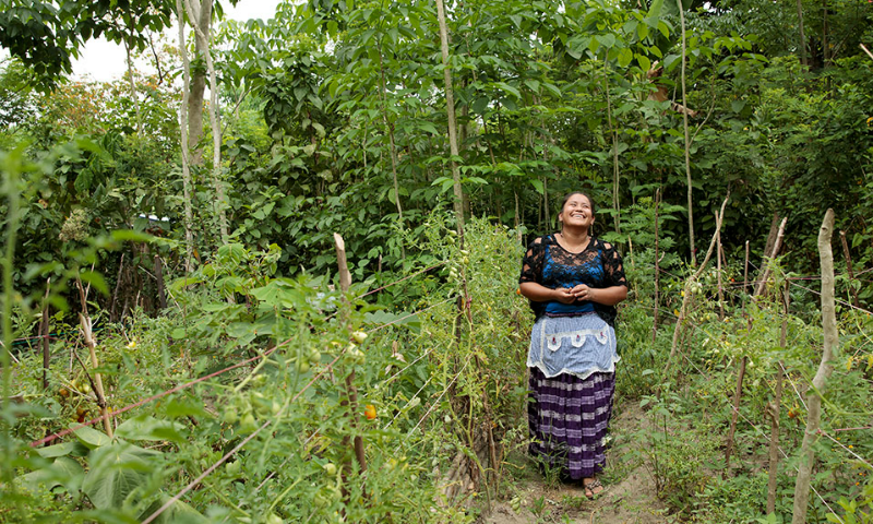 Empowering rural women and girls can help #EndPoverty