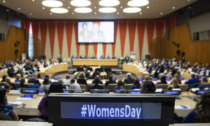 Innovate for Gender Equality: International Women's Day