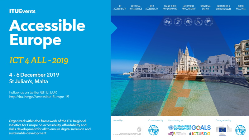 Accessible Europe 2019