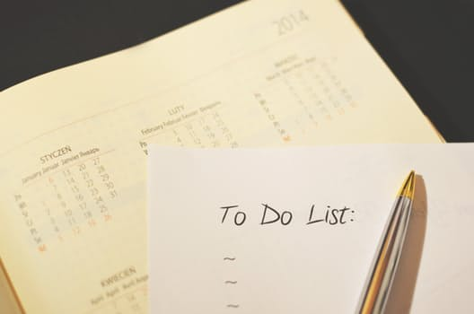 The Art of List Making and How to Get More Things Done