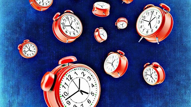 Time Management – There aren't enough hours in the day!