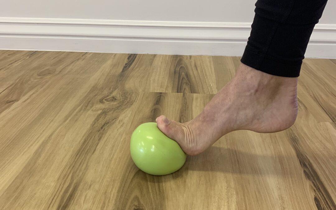 Foot to Floor
