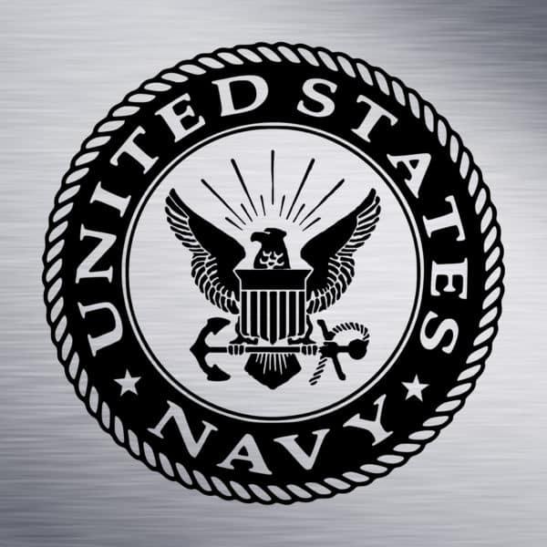 US Navy Engraving Design