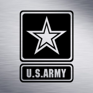 US Army Engraving Design