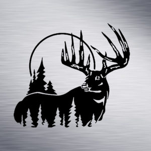 Buck Engraving Design
