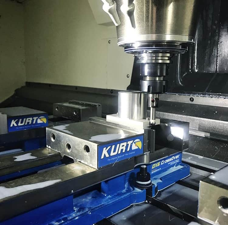 Image of machinery used at Kaplun Manufacturing