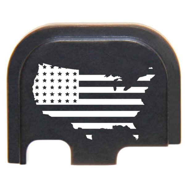 Glock Backplate 05