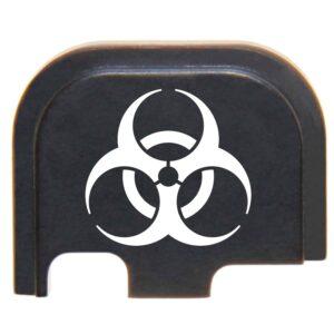 Glock Backplate 45