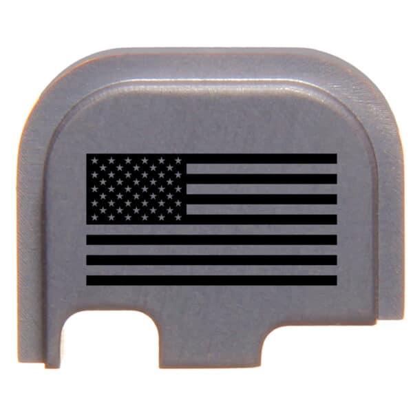 Glock Backplate 06