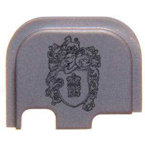 Glock Backplate 117