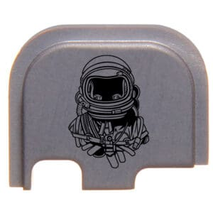 Glock Backplate 51