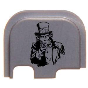 Glock Backplate 74