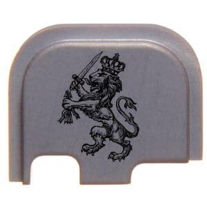 Glock Backplate 78