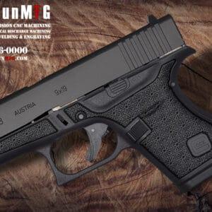Glock 43 Laser Stippling Pattern T20