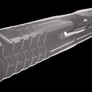 Glock Blank Slide | Kaplun Manufacturing | Slide Milling