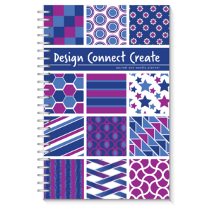Design Connect Create Journal and Undated Planner