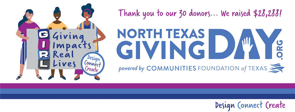 DCC Thanks our North Texas Giving Day Donors