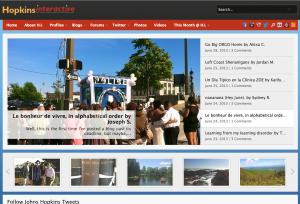 Hopkins Interactive Content Marketing